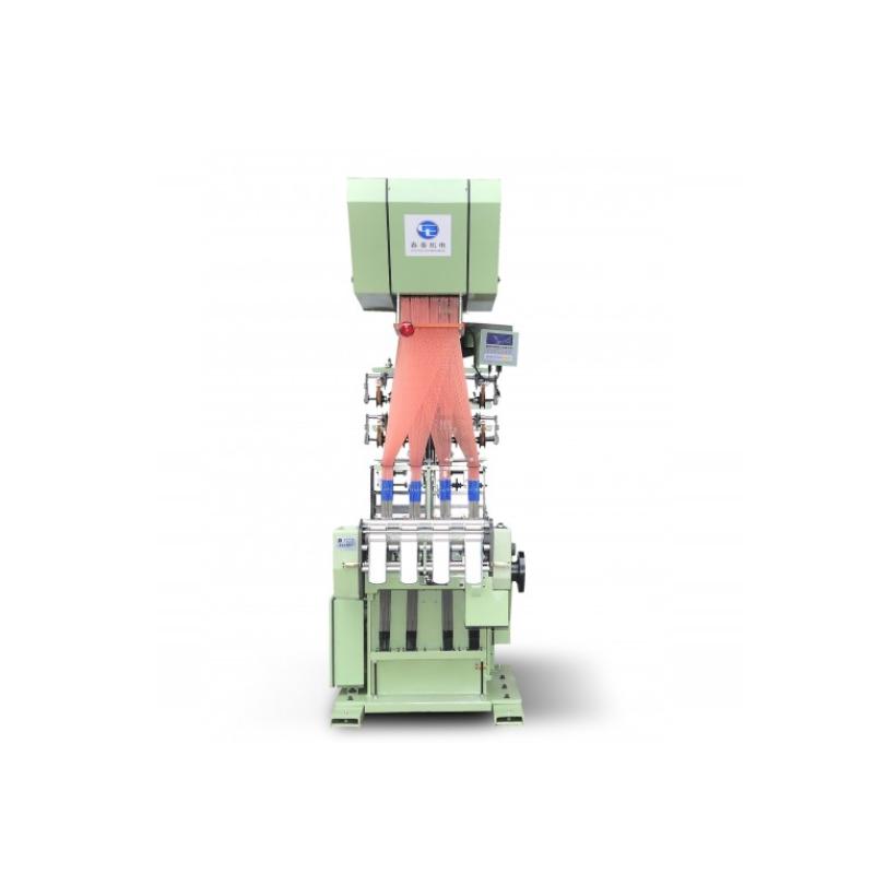 斜开口式电脑织带机(GTF255DL)