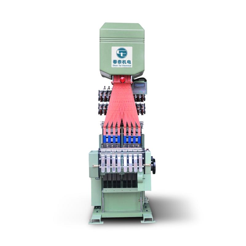 平置式电脑织带机(GTF255DL)